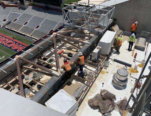 Arizona Stadium Reroof